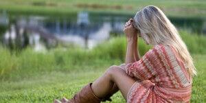 women managing stress