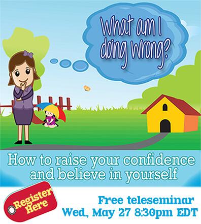 how to raise confidence teleseminar 3